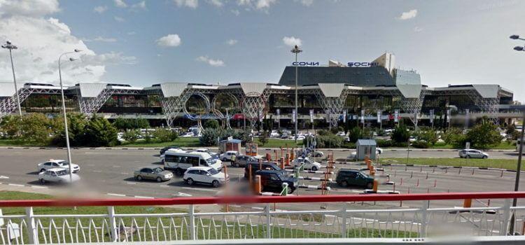 OneLine расписание аэропорта в Сочи (Адлер)