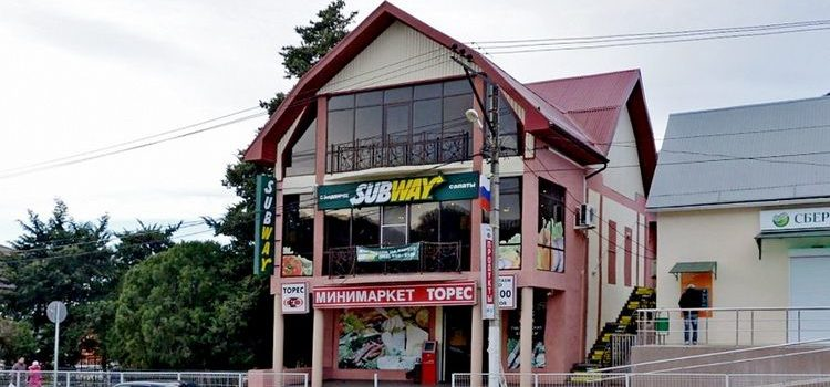 Минимаркет «Торес» в Агое