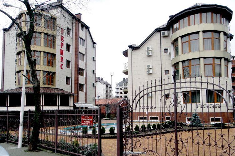 Гостиничный комплекс «ГЕРМЕС» в Агое